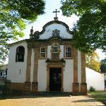 Chiesa degli schiavi a Tiradentes