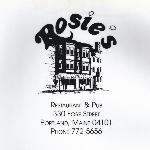 Rosie's Restaurant & Pub