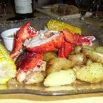 Fresh Maine Lobster bake