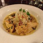 awesome tropical seafood curry