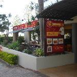 On-site Restaurant - Indiyum