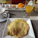 desayuno/ Breakfast