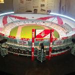 Miniatura del Estadio Monumental