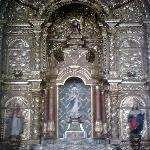 interior da igreja da Sé