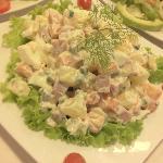 Rusian salad