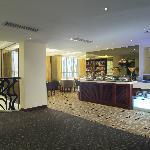 Metropark Club lounge