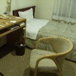 シングル客室(バス・トイレ共同)