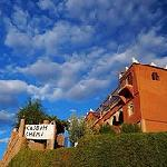 Kasbah Chems sitted in the highest location of the village where gives the best view of rose val