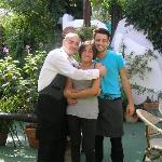 Michele, Francesca und Francesco