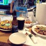 Food and Guinness