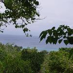 Limasawa Island - view from First Mass site