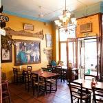 Bar and restaurant main area