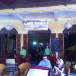 cafe triet retreat - good food!!