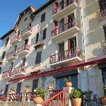 Photo de Hotel Les Roches Rouges