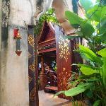 accès au restaurant