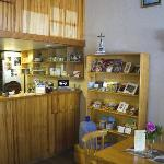 Great selection of gifts and souvenirs