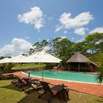 Large Swimming Pool at Zululand Safari Lodge