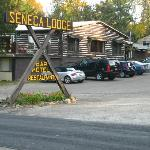 Seneca Lodge Restaurant, Fall 2012