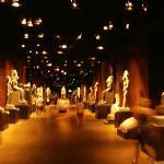 Egyptian Museum - Huge statues room