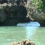 Paguriran Lagoon