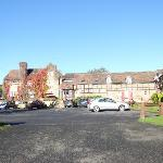 Car Park and Newer Accommodation