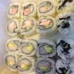 sushi is good too!