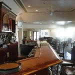Great Piano bar area