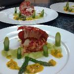 Foto de FRANKS Fine Dine Restaurant & Conferences