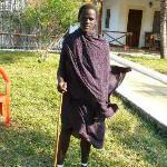 notre masai favori, Baraka