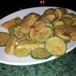 Fried Zuchinni & Squash