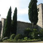 Chusch built in 1100's