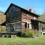 Glidie Cabin - Mountaineer Exhibit