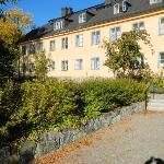 Skeppsholmen front
