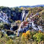 waterfalls at Pritvice lakes