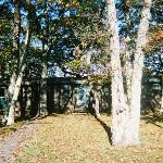 My lodge at Skyland