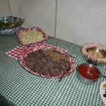 Elk Dinner