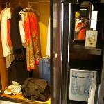 Storage in Room 313