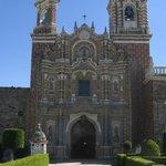 Church of Santa Maria Tonantzintla