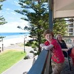 Beachside Balcony, a SEAFRONT 3 bedroom apartment. We have 5 different SEAFRONT 3 bedroom apartm
