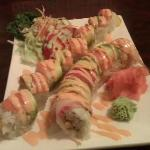 Sushi rolls...