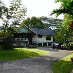 Entrance to Kauai Country Inn
