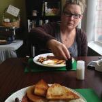 The Breakfast Ulster.