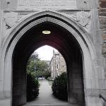 Archway at Scarritt-Bennett