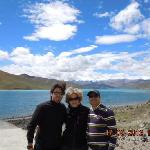 Yamdruk Lake Tibet !