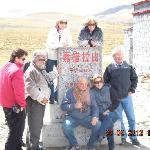 Highest point on Friendship Highway to Nepal