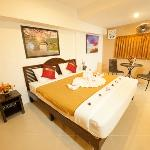 Deluxe Twin or Double Guest Room with Fan