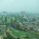 Day View of Jakarta City