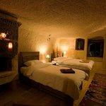 Takaev Cave Hotel & Guest House Foto