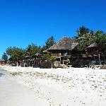The bar by the beach