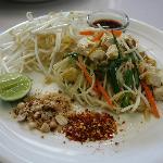 pad thai but fresh!